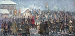 8 January  2018 - 140 years The Liberation of Karlovo and Stryama Valley - Image 1