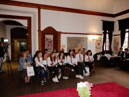 National student seminar Donation - tradition and contemporary practices, November 1 2019, Karlovo - Image 2