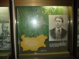 Hall:  National struggle 19th century - Museum - Karlovo